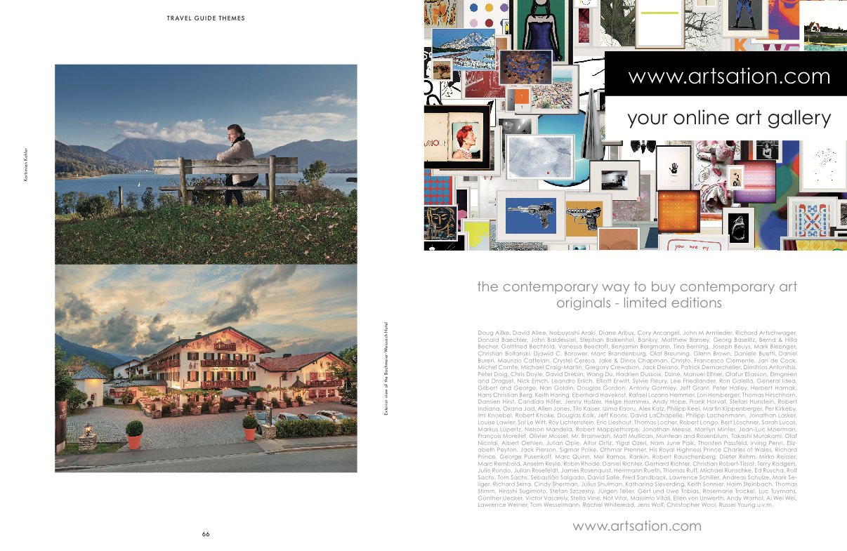Artology - Magazine for Art, Travel and Creativity